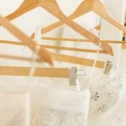 Umgang mit dem Brautkleid
