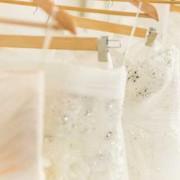 Schritte zum Brautkleid