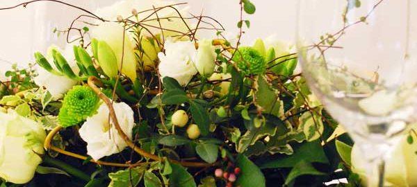 dieser eine tag Hochzeitsplanung Sparen bei Blumen 1