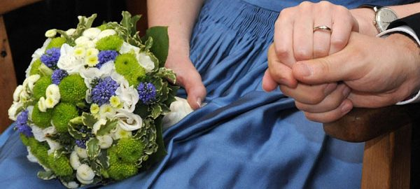 dieser eine tag Hochzeitsplanung Ersatz für den Brautstrauß